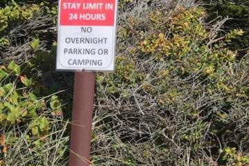 Parking Advisory