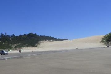 dune, north side