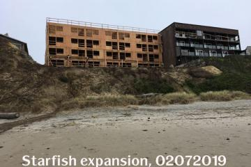 Starfish Inn expansion