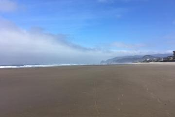 Wecoma Beach looking north