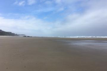 Wecoma Beach looking south
